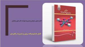 دانلود پاورپوینت فصل ششم کتاب مبانی سازمان و مدیریت دکتر علی رضائیان