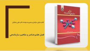 دانلود پاورپوینت فصل هفتم کتاب مبانی سازمان و مدیریت دکتر علی رضائیان