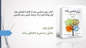 دانلود پاورپوینت فصل دوم کتاب روانشناسی رشد لورا برک یحیی سید محمدی