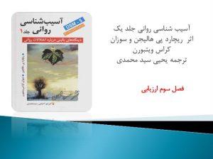 دانلود پاورپوینت فصل سوم کتاب آسیب شناسی روانی جلد یک یحیی سید محمدی